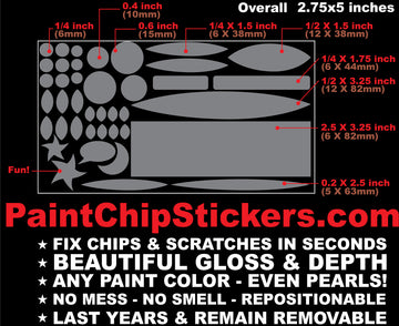 Easily Fix Paint Scratches & Chips in Seconds!