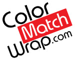 Car Paint color vinyl wrap & stickers