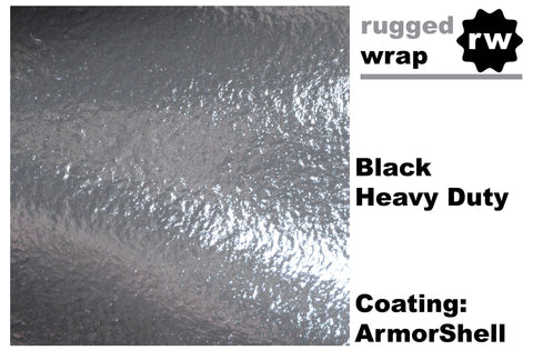 Vinyl Wrap like bed liner - Rugged Wrap
