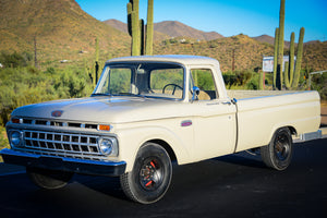 1965 Ford F250 Restored For Sale F100 rust free