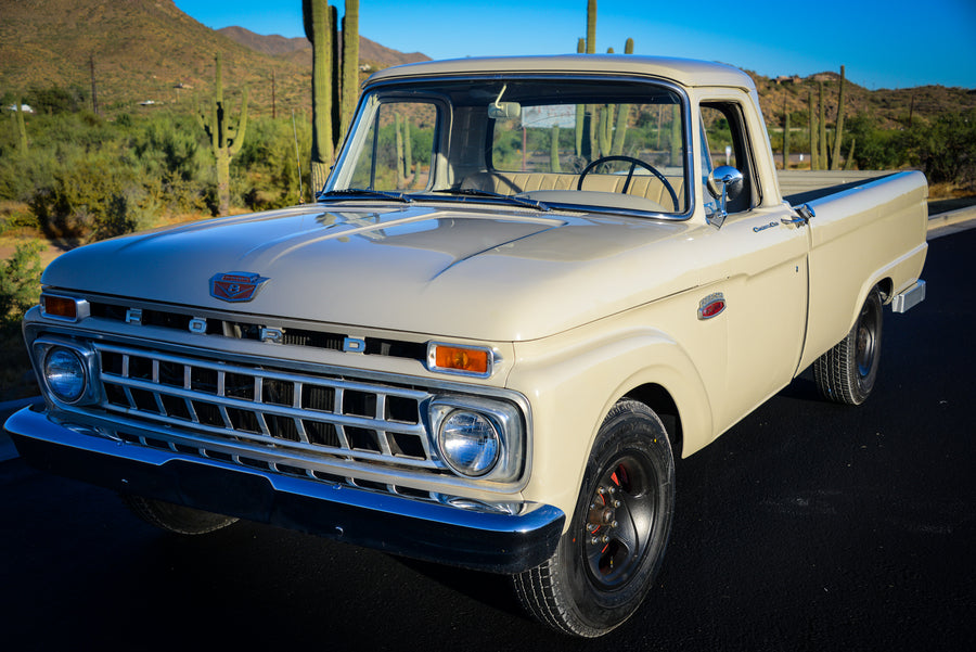 1965 Ford F250 Restored For Sale F100 1963