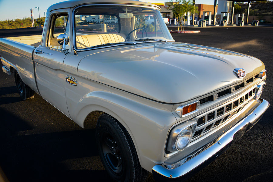 1965 Ford F250 Restored For Sale F100