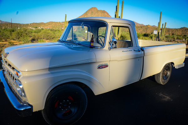 1965 Ford F250 Restored For Sale F100 no rust
