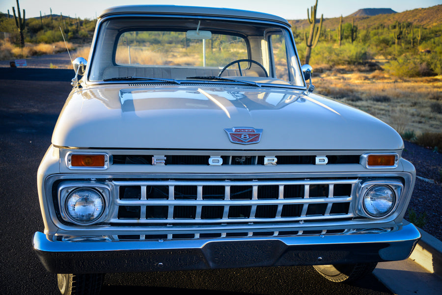 1965 Ford F250 Restored For Sale F100 Straight body