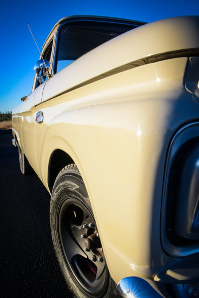 1965 Ford F250 Restored For Sale F100 restomod