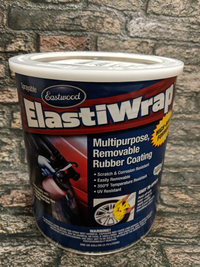 Elastiwrap Removable Rubber Paint Plasti Dip Dip Your Car 50