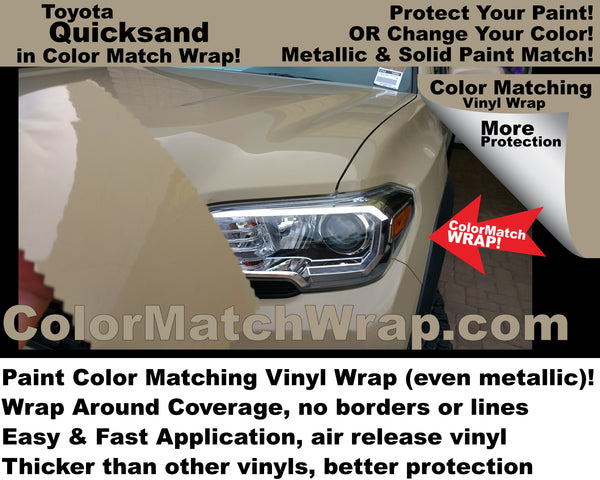 Color Match Wrap Oem Auto Amp Motorcycle Paint Color