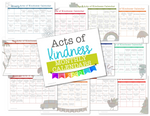 2020 Monthly Acts of Kindness Calendars