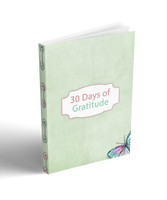 30 Days of Gratitude Ebook