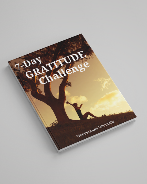 7-Day Gratitude Journal Ebook