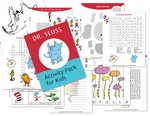 Dr. Seuss Activity Kit for Kids