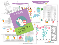 Easter Activity Kit for Kids