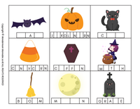 Halloween Activity Kit for Kids