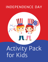 Independence Day Activity Kit for Kids