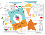 Summer Activity Kit for Kids