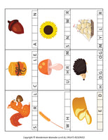 Printable Thanksgiving Activity Book for Kids