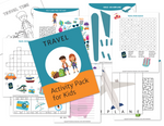 Travel Activity Kit for Kids