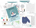 Winter Activity Kit for Kids