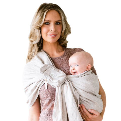 Ring Sling - Golden Harvest - Polly & Pickles Baby Boutique