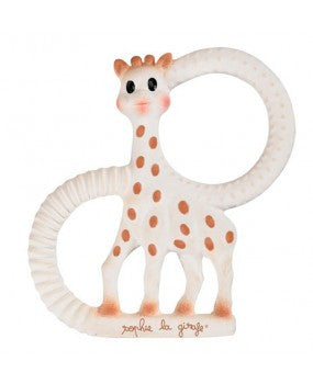 SO'PURE TEETHING RING SOFT VERSION - Polly & Pickles Baby Boutique