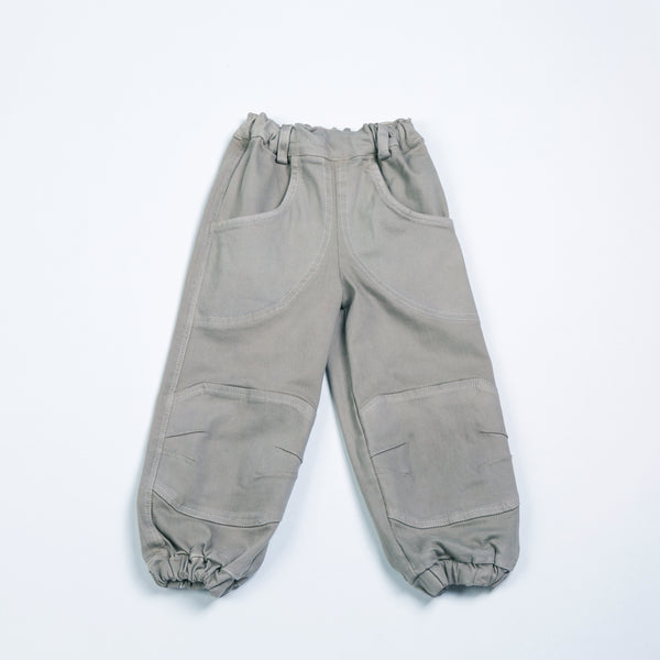 Gray Denim Pants - Polly & Pickles Baby Boutique
