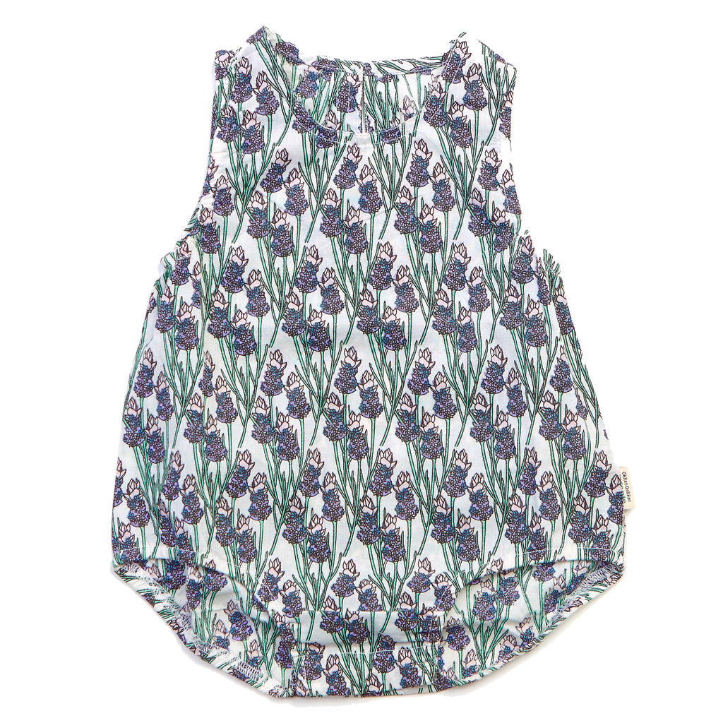 Lavender Body Suit - Polly & Pickles Baby Boutique
