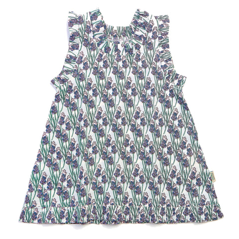 Lavender Dress - Polly & Pickles Baby Boutique