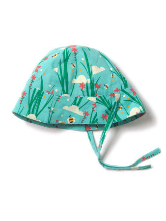 Cornish Copper Sunhat - Polly & Pickles Baby Boutique