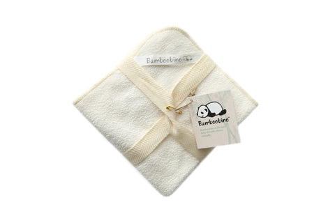 "3 Baby Washcloths - Large 10""x10"" - Polly & Pickles Baby Boutique"
