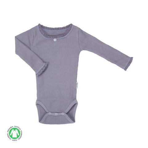 Purple Grandma Bodysuit - Polly & Pickles Baby Boutique