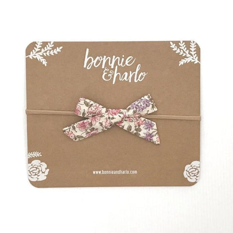 Petal Bow - Polly & Pickles Baby Boutique