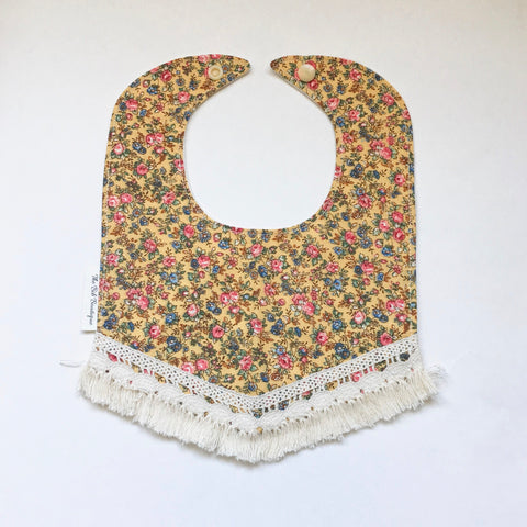 Drool Bib - Polly & Pickles Baby Boutique