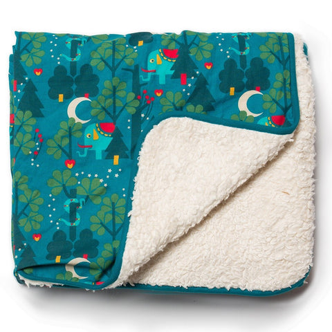 Sherpa Blanket - Polly & Pickles Baby Boutique