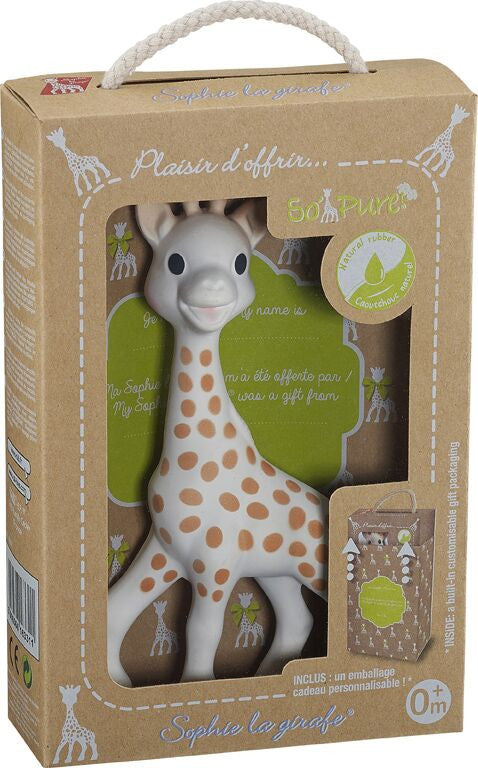 SO'PURE SOPHIE LA GIRAFE - Polly & Pickles Baby Boutique