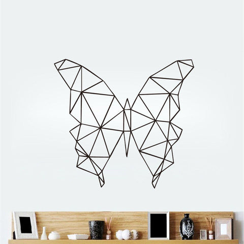 Butterfly StickIt Geometric