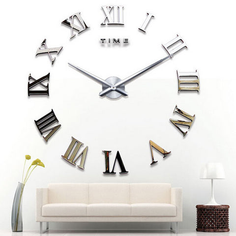 Lupid StickIt Clock