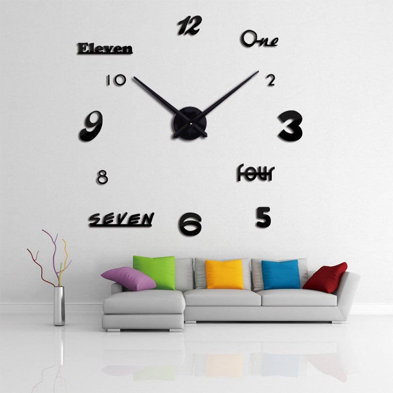 Donder StickIt Clock