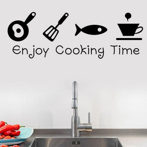 Enjoy Cooking Time StickIt Kitchen
