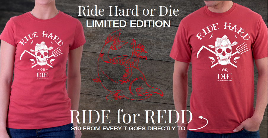 We're extending our support for RIDE for REDD