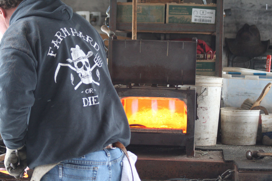 $10 Bucks OFF Thanks to our Farm Hard or Die Farrier!