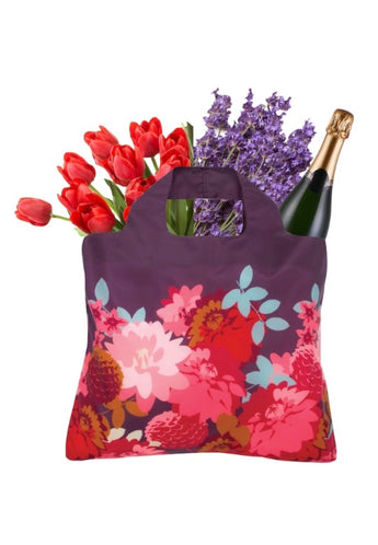 LOVE Your Bag!  Re-usable Shopping Bag Bloom! - Farm Hard or Die