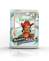 "Filthy Farm Girl Soap ""Rowdy Rosemary"" - Farm Hard or Die"