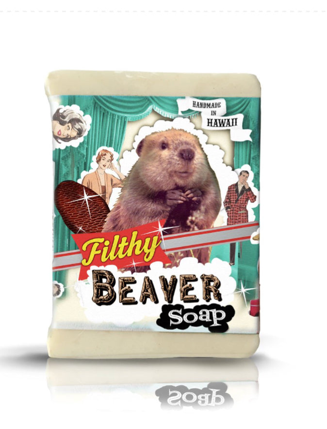 "Filthy Farm Girl Soap ""Filthy Beaver"" - Farm Hard or Die"