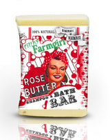 Filthy Farm Girl Soap 'Rose Butter' - Farm Hard or Die