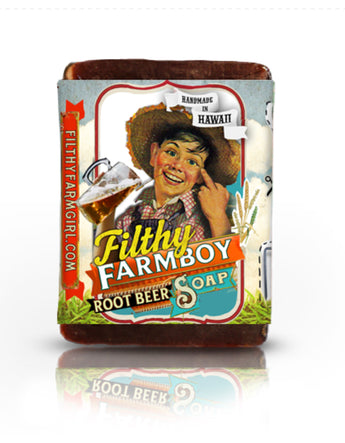 Filthy Farm Boy Soap - Farm Hard or Die