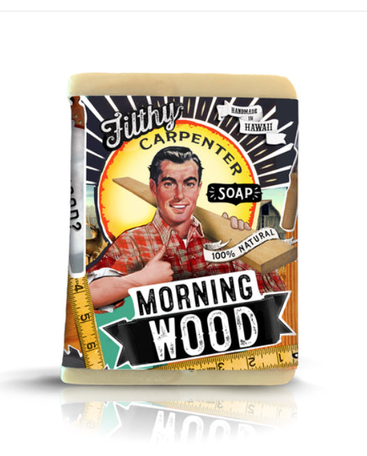 "Filthy Farm Girl Soap ""Got Wood?"" - Farm Hard or Die"