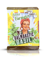"Filthy Farm Girl Soap ""Balmbastic Basil"" - Farm Hard or Die"