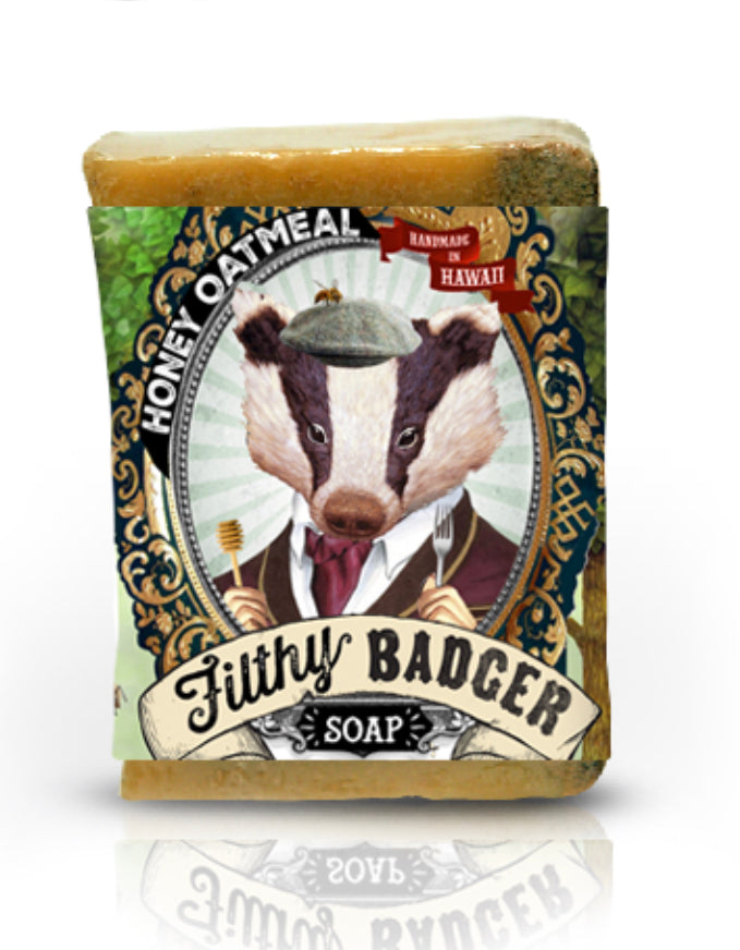 "Filthy Farm Girl Soap ""Badger"" - Farm Hard or Die"