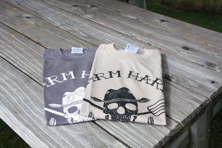 SALE Men's Farm Hard or Die Crew T-Shirt - Farm Hard or Die