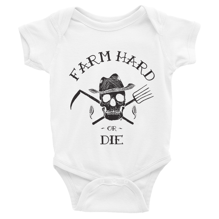 Onesies! Who doesn't want one? - Farm Hard or Die